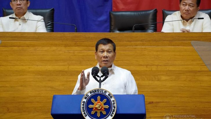 Duterte's curse-laden SONA
