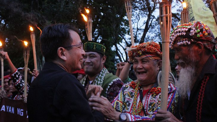 Lakbayan 2017 | For the third time, UP Diliman hosts national minorities 'kampuhan'