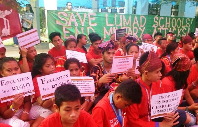 Grade 6 Lumad student killed by alleged CAFGU in Davao del Norte