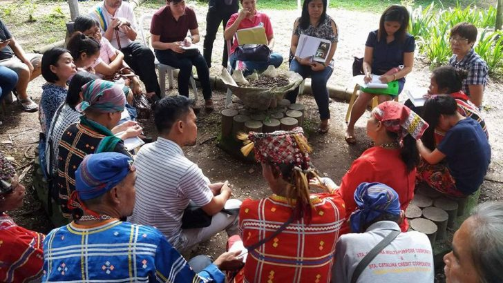 Told of CHR inaction, Gascon apologizes to Lumad children, promises swift response