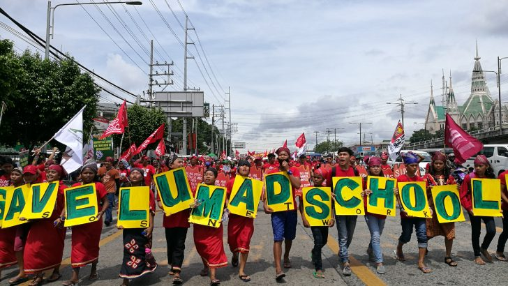 'Postponement of peace talks would mean more troops to Lumad schools, communities' – Save our Schools network