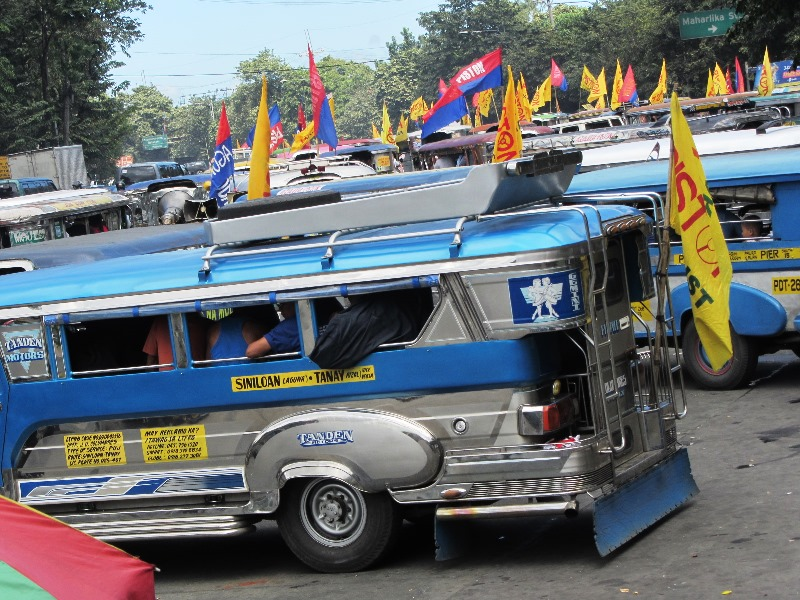 jeepney phaseout