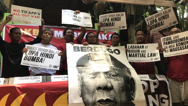 Lakbay Magsasaka | Peasants call for genuine agrarian reform, end to state fascism