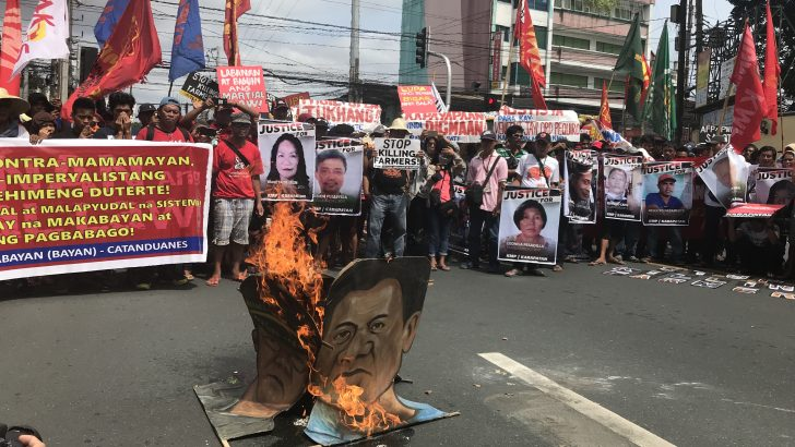 Lakbay Magsasaka | 'Duterte has failed farmers'