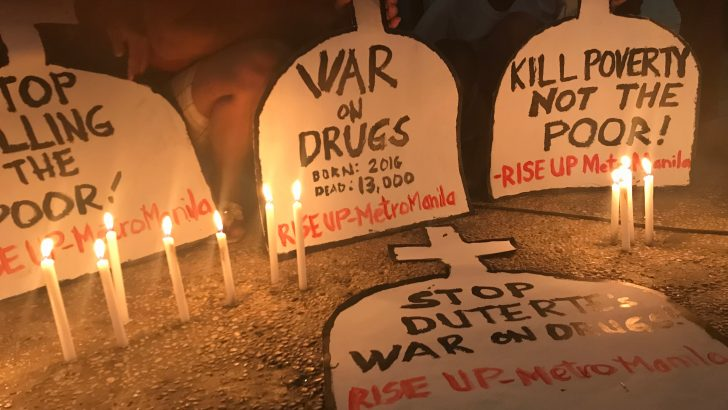 Rise Up-Metro Manila | Human rights advocates, EJK victims' kin unite to form group