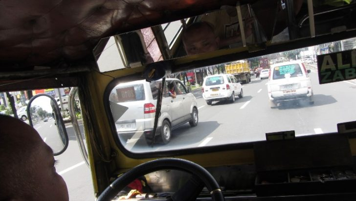 Jeepney sa Paglaya