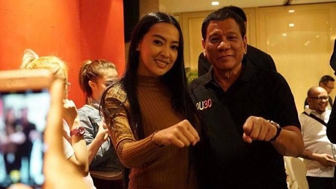 Duterte's Mocha/Mocha's Duterte