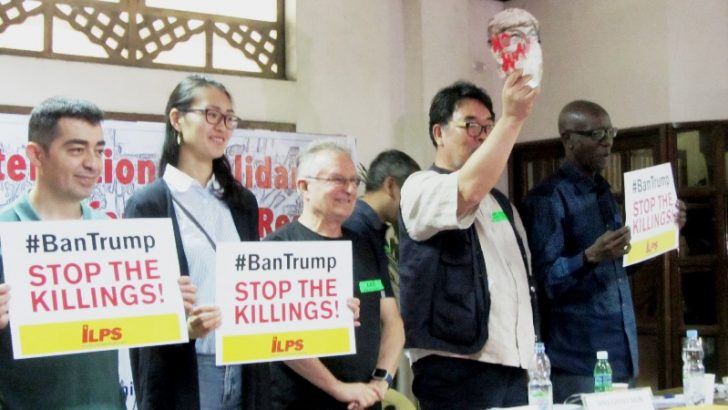 Amid ASEAN 2017, progressives hold int'l confab against neoliberalism, militarism