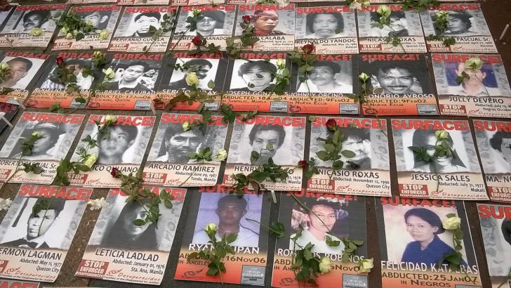 'No justice under Duterte' – kin of desaparecidos