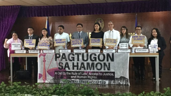 Lawyers' groups to hold human rights summit on Nov. 23 to 24