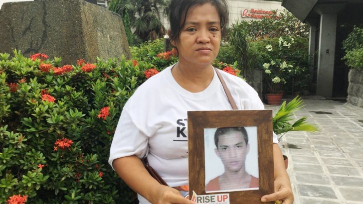 Rising up | Women fight for justice for sons slain in war on drugs