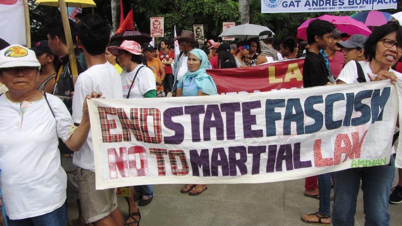 fascist Duterte