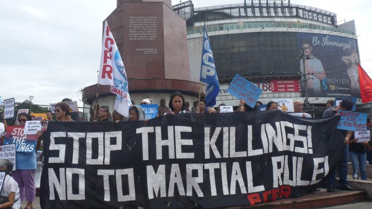 Martial law victims vow to challenge any compromise plan with Marcoses
