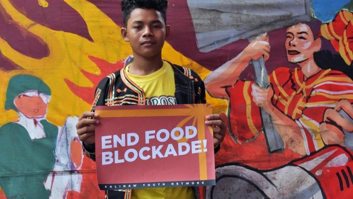 Paskuhang Bakwit | Lumad, Manila-based students call to end martial law in Mindanao, food blockade