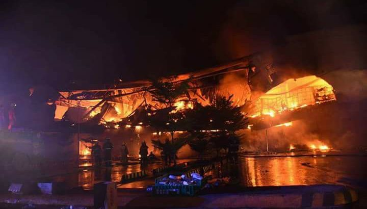 Senate's quick passage of Workers Safety Bill sought after Davao Mall Fire