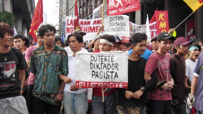 Duterte fascist
