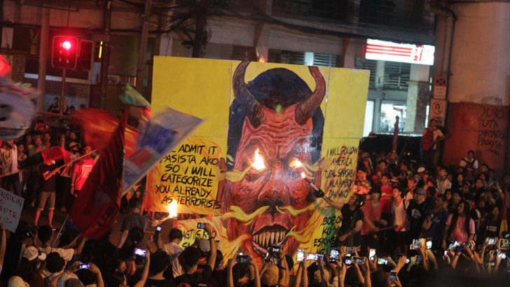 'Duterte, most dangerous macho-fascist in the gov't'- Gabriela Women's Party