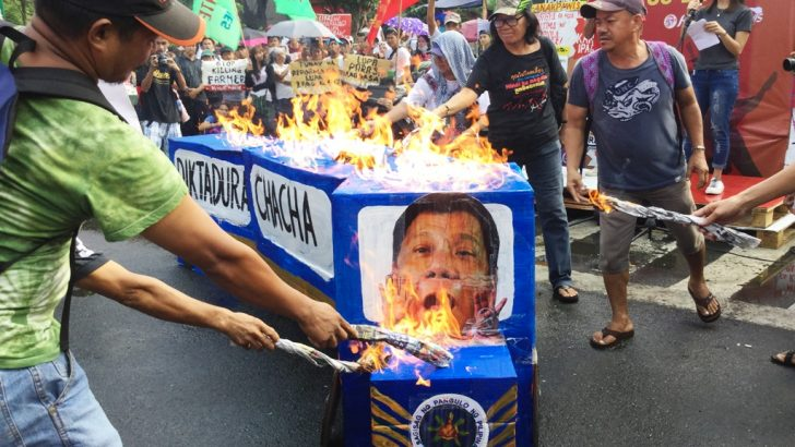 Farmers call for ouster of Duterte during commemoration of 31st year of Mendiola massacre