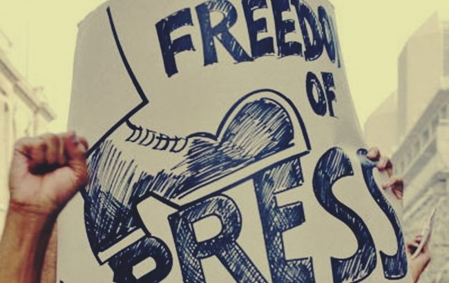 Media groups denounce arrest of Panay journos, say health crisis used to curtail press freedom