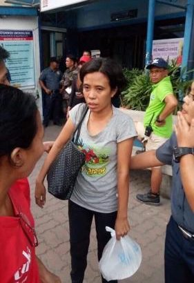 Urban poor organizer arrested on 'fabricated' charges
