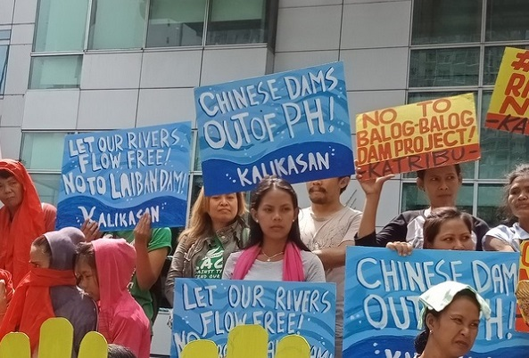 'Heed lessons of old dams' | Groups oppose China stakes in mega-dam projects