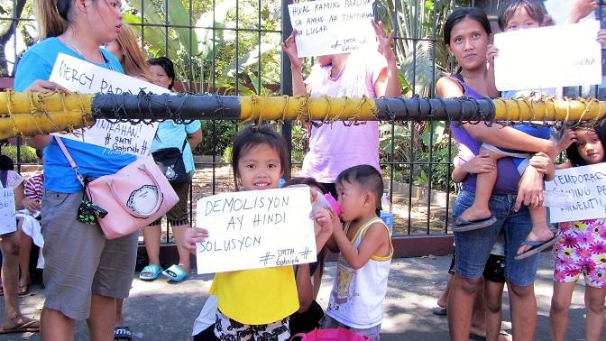 no to demolition