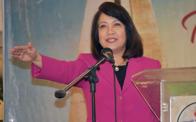 'This starts a new chapter' – CJ Sereno cheers unity with people resisting tyranny