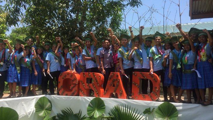 Lumad school in Mindanao holds first senior high school graduation