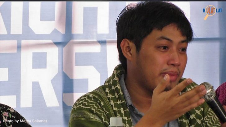 Filipino Moro activist arrested, interrogated, tortured ala Guantanamo