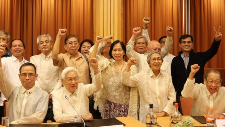 NDFP could no longer negotiate with Duterte regime—Sison
