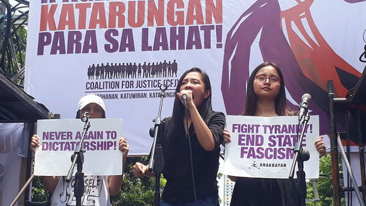 Sereno supporters call on SC to reverse ruling