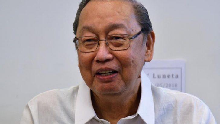 Joma frustrated with Duterte's postponement of talks