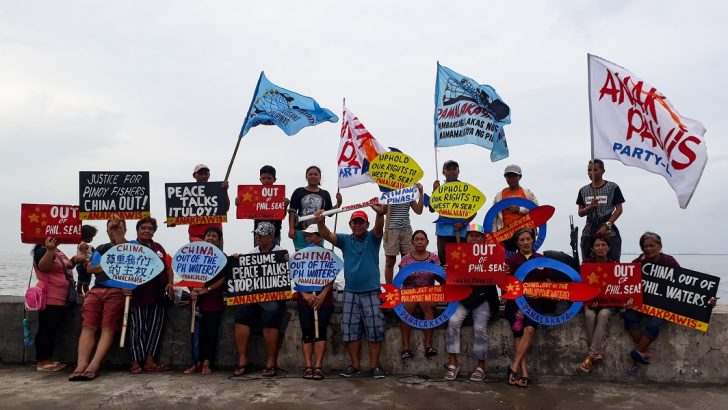 Fishers to file complaint before UN on West PH dispute