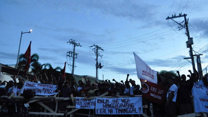 NutriAsia workers go on strike against 'illegal termination,' contractualization