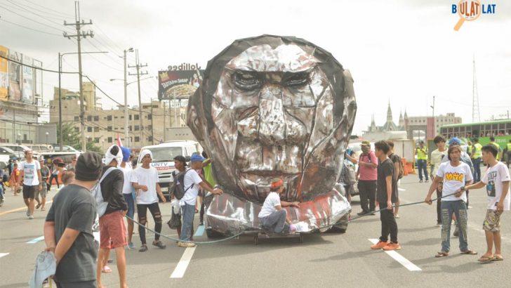 Art as resistance in #UnitedPeoplesSONA