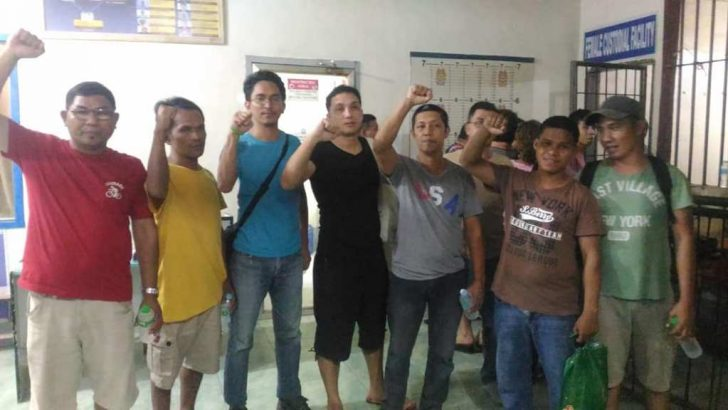 Detained Church workers freed on bail