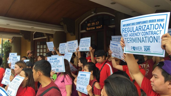 Labor rights issues intensified under two years of Duterte (Part 2)