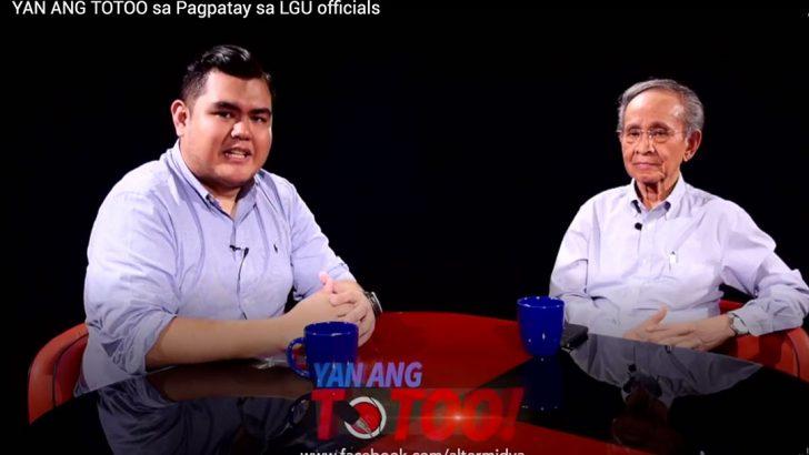 Yan ang Totoo | Pagpatay sa LGU officials