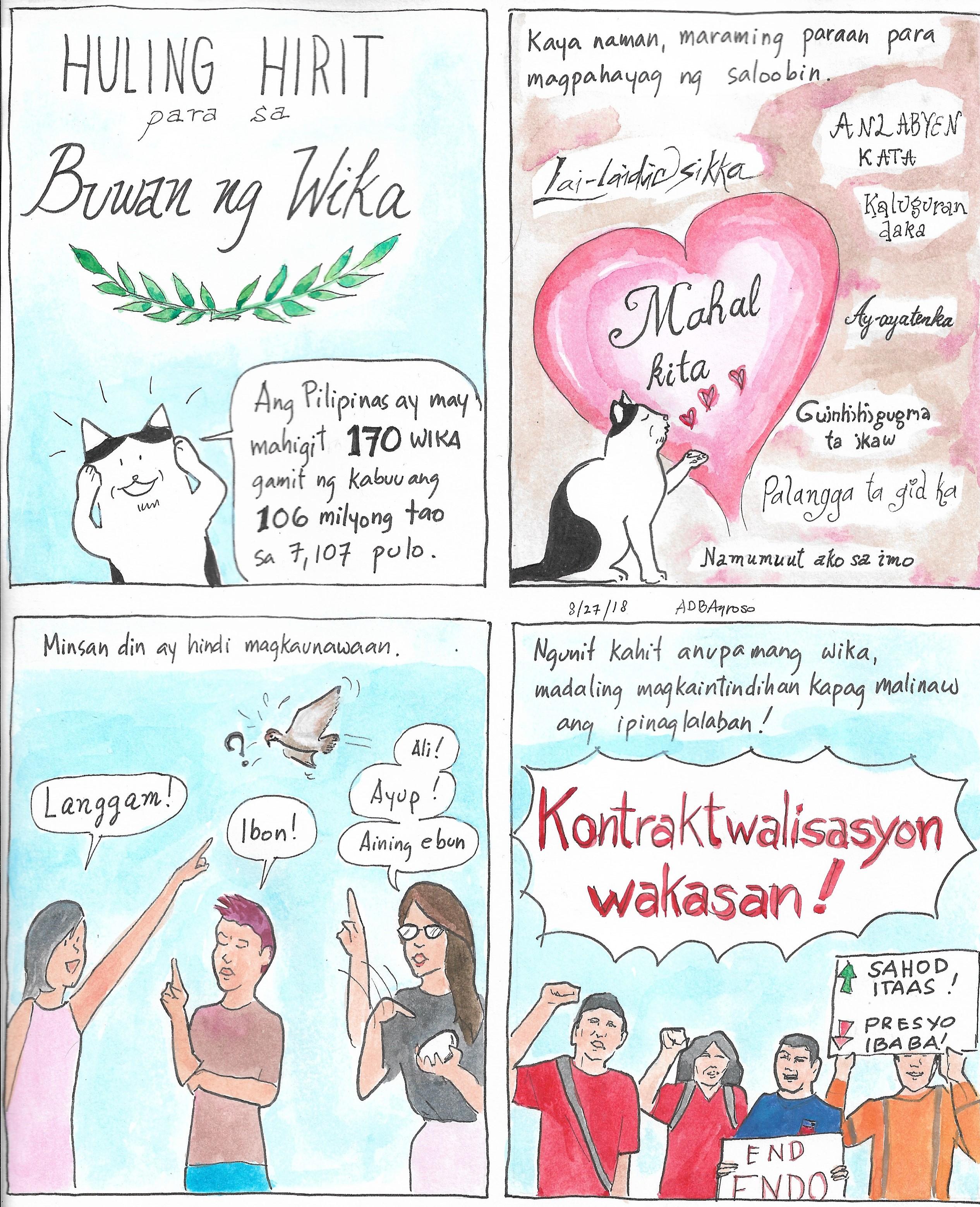 Wika - Bulatlat