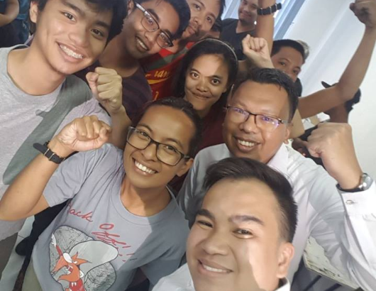 NutriAsia workers, supporters and journalists walk free