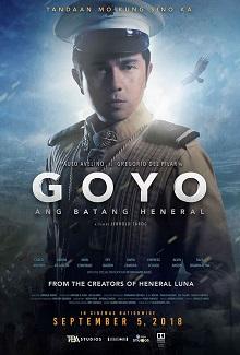Goyo: The transfiguration of a boy