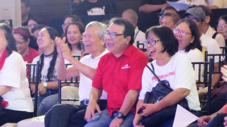 Makabayan fields Neri Colmenares for Senator