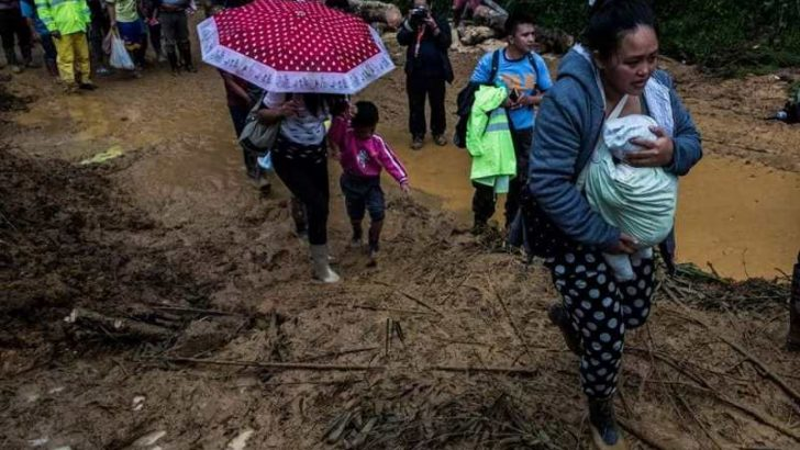 Congress urged to investigate mine, quarry liability in Benguet, Cebu landslide disasters