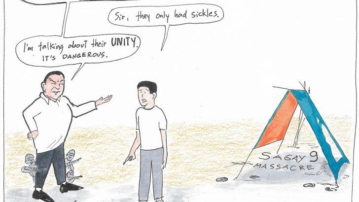 Sagay massacre: A matter of social justice