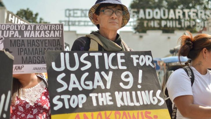 No whitewash in Sagay massacre probe, various groups urge