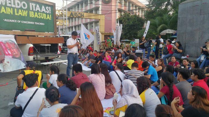 PNP Chief's statement is chilling, violates academic freedom – educators