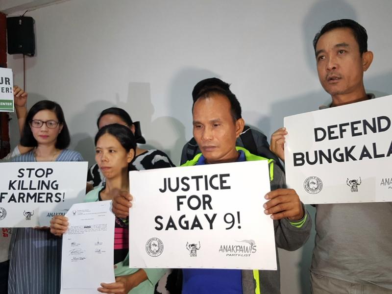 Sagay survivors in CHR