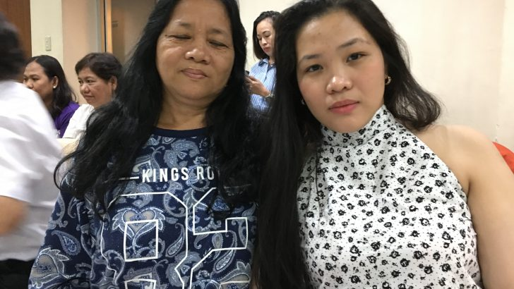 'Jennifer is home' | Kin, supporters rejoice Filipina in death row's return to PH