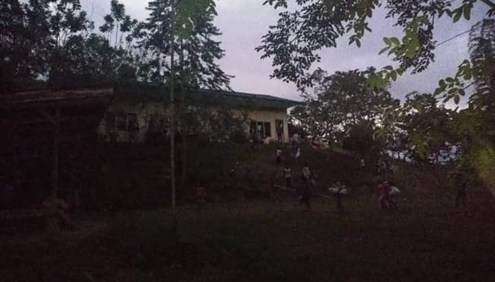 Lumad school forcibly closed by paramilitary forces