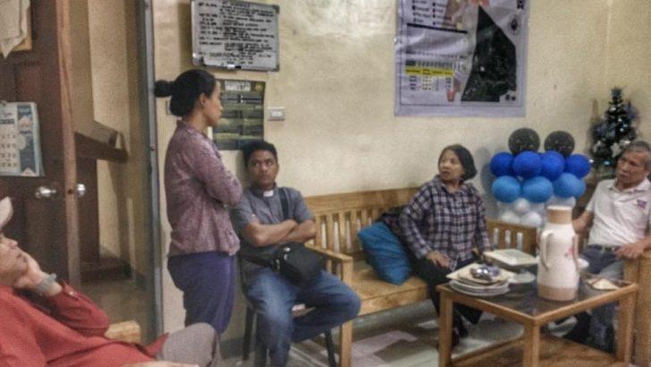Testimonya sa pangyayari sa Talaingod